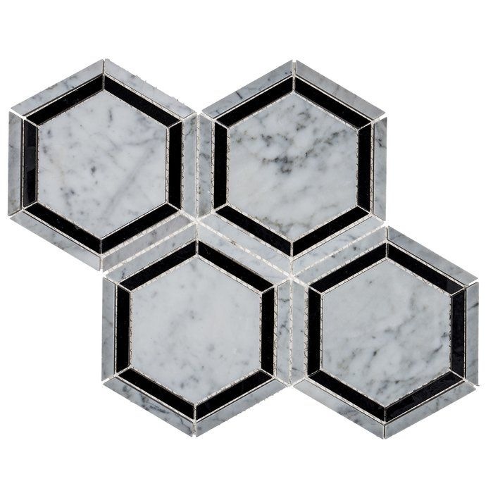 Harrison 6 X 6 Natural Stone Mosaic Tile With Images Mosaic