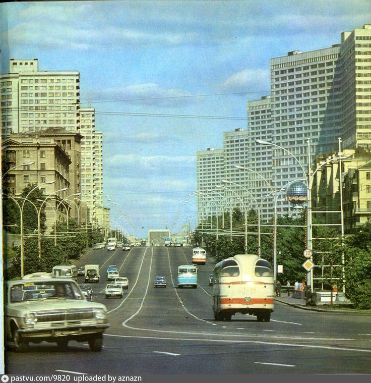 1973 Новый арбат