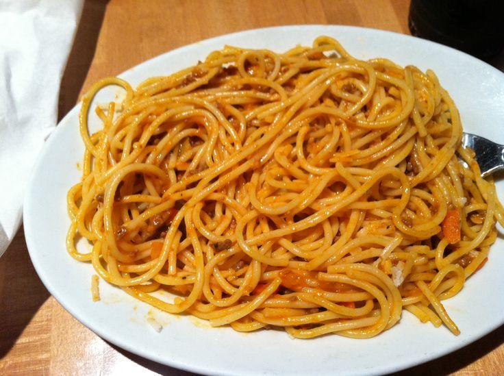 Spaghetti & Meatballs In 2019