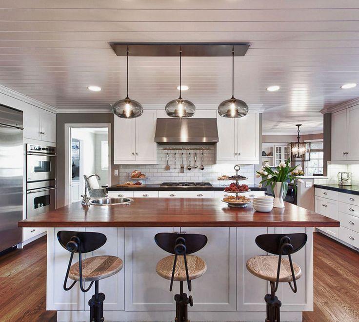 Modern Kitchen Lamps