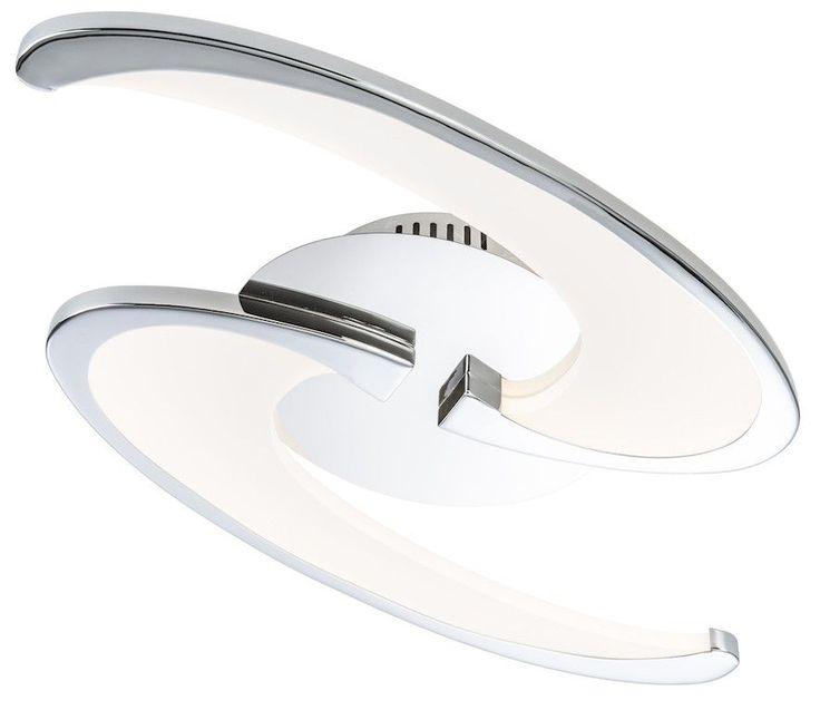 Nino Leuchten - LED Deckenleuchte 2flg Marla Jetzt bestellen unter: https://moebel.ladendirekt.de/lampen/deckenleuchten/deckenlampen/?uid=36604d90-42db-5284-9e17-3522b2791bf1&utm_source=pinterest&utm_medium=pin&utm_campaign=boards #deckenleuchten #möbel #leuchten #lampen #einrichtung #deckenlampen #dekoration