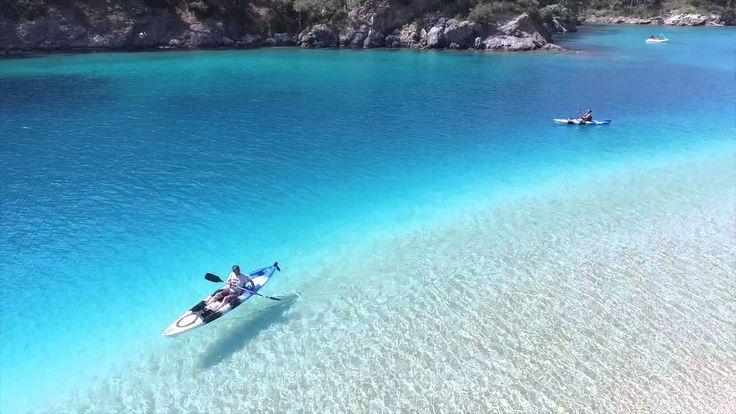 Blue Lagoon, Oludeniz Turkey #nextdestination