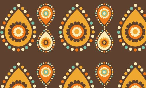 90 Paisley Patterns to Create Artistic Designs