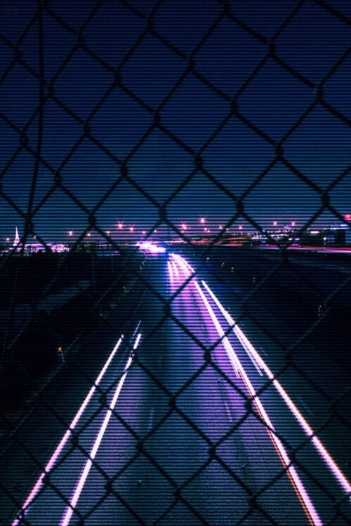 light, neon, and grunge image