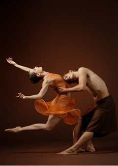 Alonzo king line ballet.... awesome dance company that blew me away in NYC show.