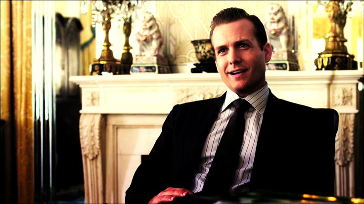 harvey specter is the man of my dreams: gorgeous man, gorgeous brain.