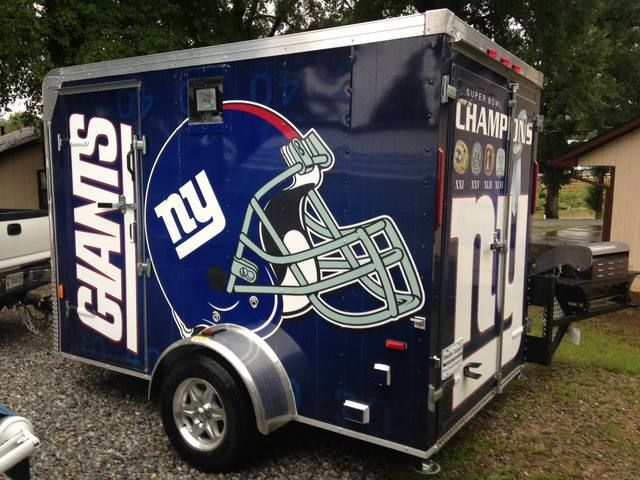 1000 Ideas About Tailgate Trailers On Pinterest