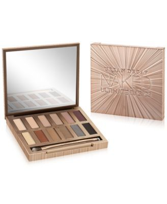 Urban Decay Naked Ultimate Basics Eye Shadow Palette | macys.com