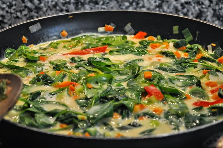 boerenomelet koolhydraatarm dieet recept