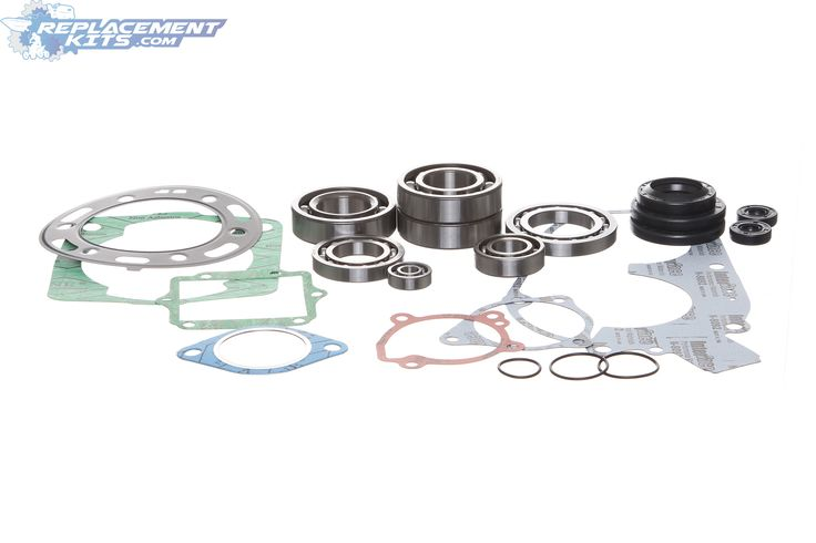 Polaris 400 400L Complete Engine Gasket, Bearing & Oil Seal Rebuild Kit Featuring KOYO® & NTN® Bearings