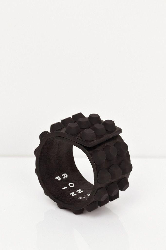 RONALD PINEAU Magnet Bracelet / Patron of the New.
