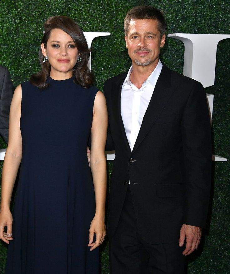 BRAD Pitt thanked fans for their support as he put his divorce drama behind him to walk the red carpet at the premiere of his new movie with Marion Cotillard.  The Hollywood hunk cancelled a slew of public appearances after his split from Angelina Jolie, but he made a big comeback last night to promote his war drama Allied.