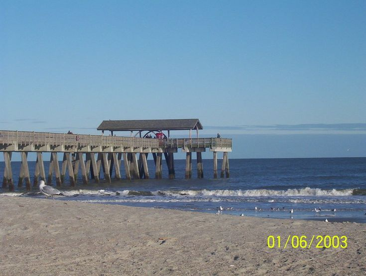 Tybee Island  GA Pier   one of my favorite places. 17 Best images about Georgia born and raised on Pinterest   Red