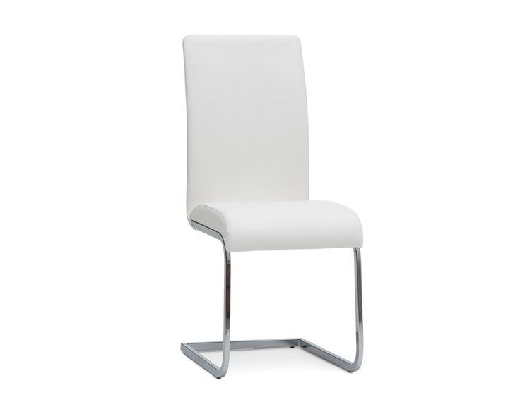 BOSTON - Dining Chair - White