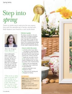 New issue of Gold on sale! | Cross Stitching