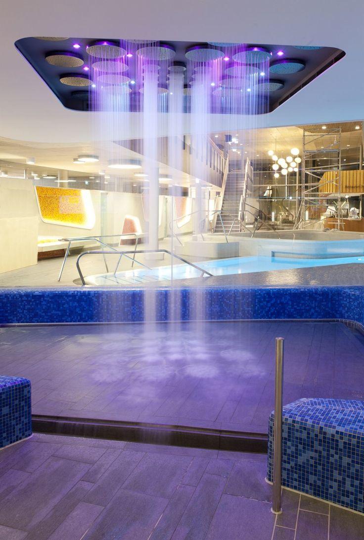 Fein Spa Und Wellness Zentren Kreative Architektur Galerie - Die ...