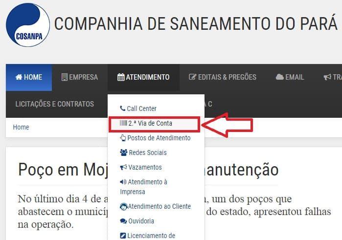 Energisa 2 Via De Conta Servicos Online Da Agencia Virtual Do