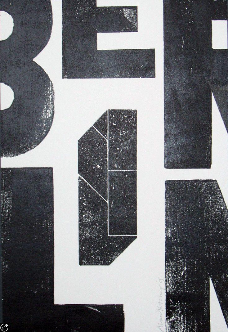 Berlin #typography