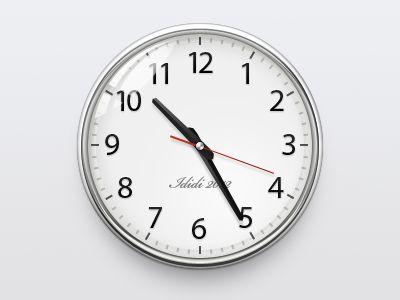 iPhone clock?