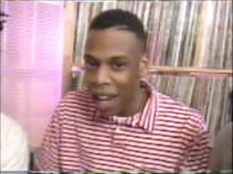 JAY Z's 1st Rap EVER on TV They Didn't Even Say His Name!