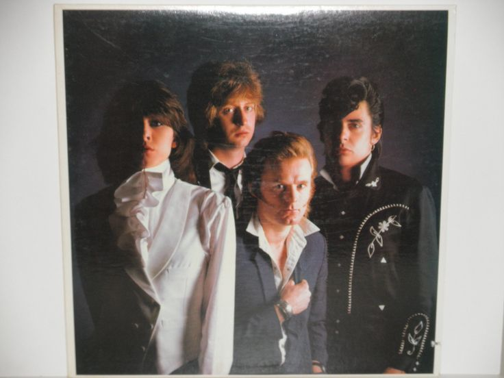 """The Pretenders II - New Wave - Alternative Rock - """"Day After Day"""" - """"Talk of the Town"""" - Sire Records 1981 - Vintage Vinyl LP Record Album"""