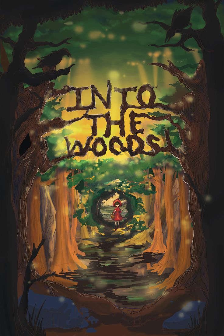 """The Woods Wood Be Quiet If No Birds Sang Except The Best: """"Into The Woods"""" Is A Modern Twist On The Beloved Brothers"""