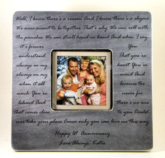 Song Lyrics Anniversary Frame Wedding Song Lyrics Wedding Vows Poems Any Color on Etsy, $49.99