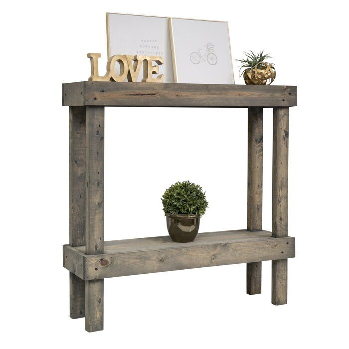best sneakers 82143 b2b3e Dunlap Console Table   Console table in 2019   Console table ...