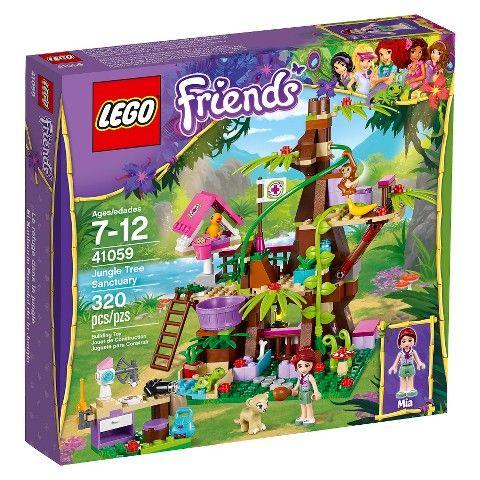 lego friends - jungle tree sanctuary (41059). $29.99.