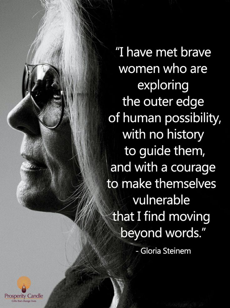 better and gloria steinem How steinem became who she is and how she influenced the world we live in - by theresa alan this book enabled me to get to know ms steinem better as a person and how she became someone i.