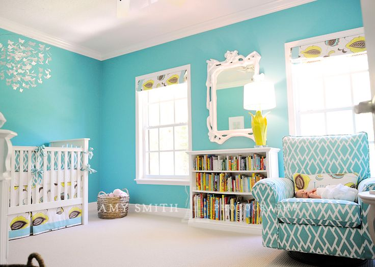 7 Inspiring Kid Room Color Options For Your Little Ones: 55 Best Images About Modern Nursery On Pinterest