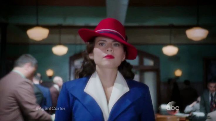 Confessions of a Seamstress: Agent Peggy Carter has costumes to die for!