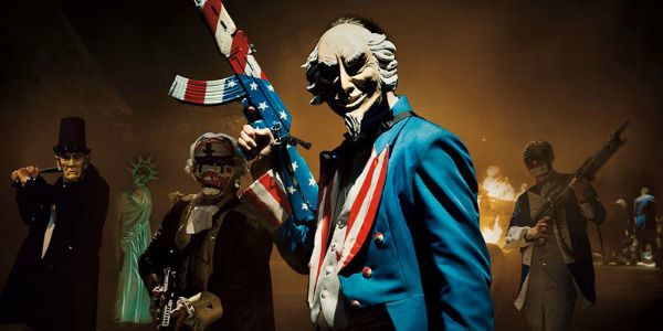 Donald Trump's Proposed Re-Election Slogan Is Eerily Similar To The Purge... Probably Not On Purpose