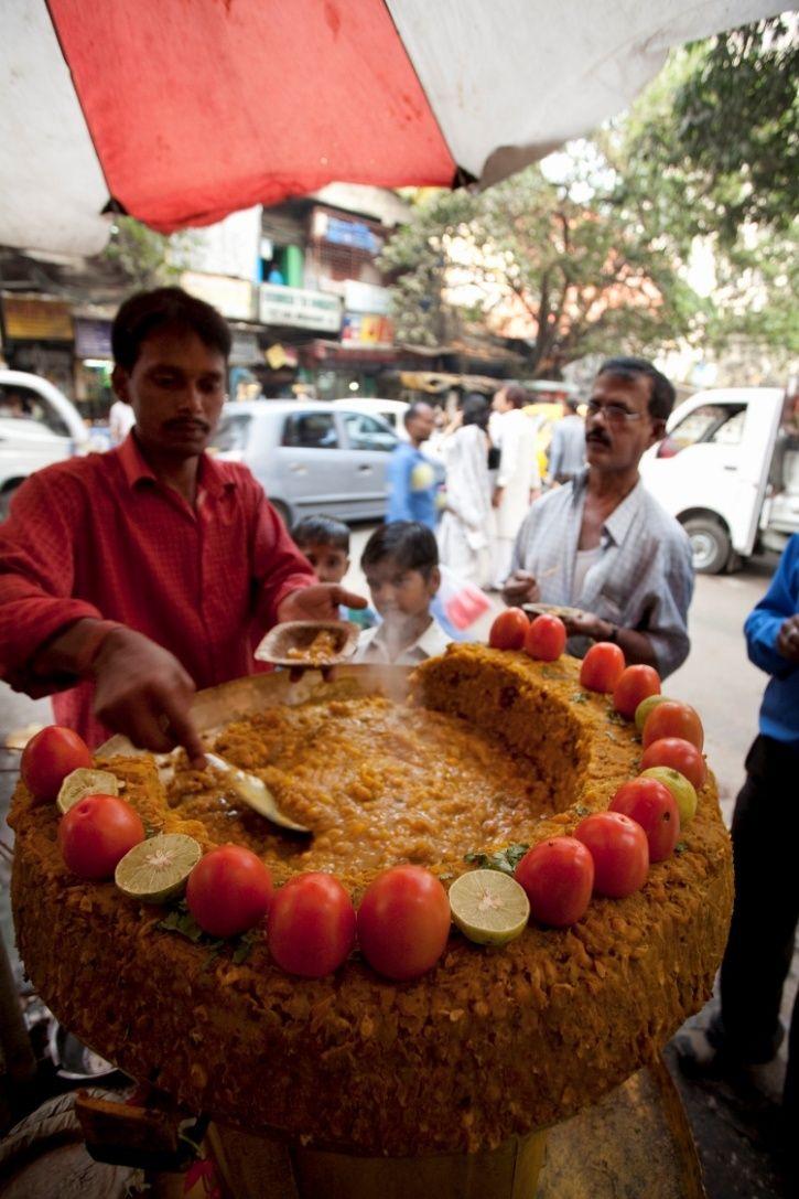 Ghugni Chaat from Kolkatta