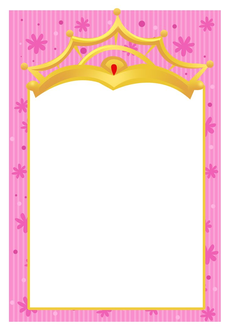 Free Printable A Little Princess Invitation Another free template and you chose the text and can dowload or print it.