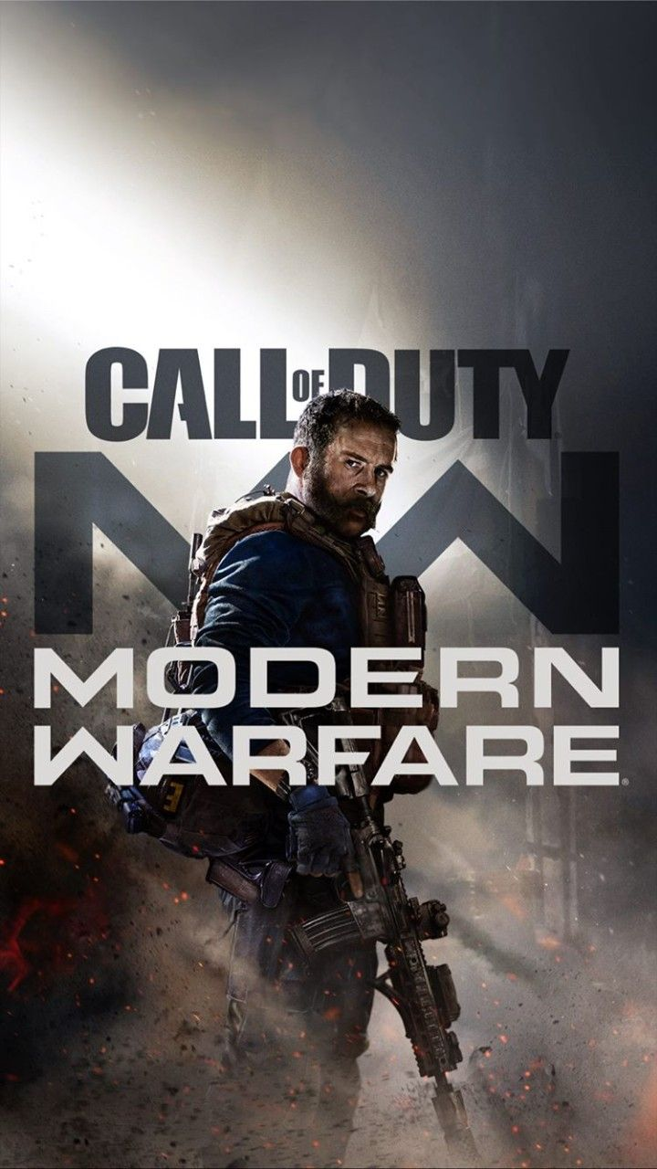Free Cod Modern Warfare Wallpapers With Images Modern Warfare