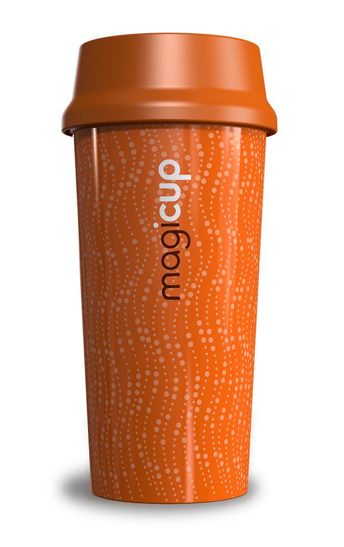 Magicup - Revolution - Orange