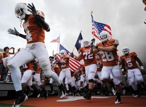 UT Longhorn Football #texas