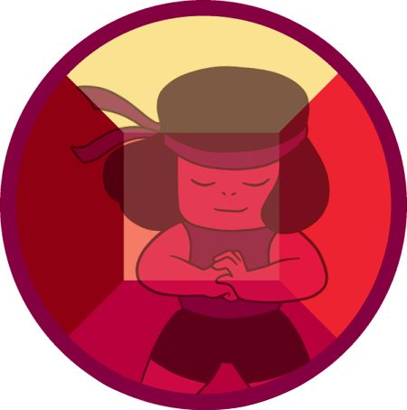 Pearl - Steven Universe Wiki<ACTUALLY this is Ruby. Gosh.