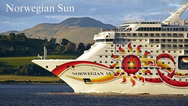 Круизный лайнер Norwegian Sun