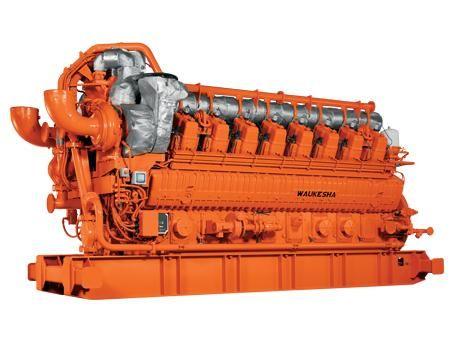 Waukesha 275GL+ Gas Generator Sets. Natural Gas Engines. Generadores Electricos a Gas Natural. Motores a Gas. Motores a Gas Natural. Generacion de Energia en Campos Petroleros. Produccion de energía con gas variable de baja calidad.