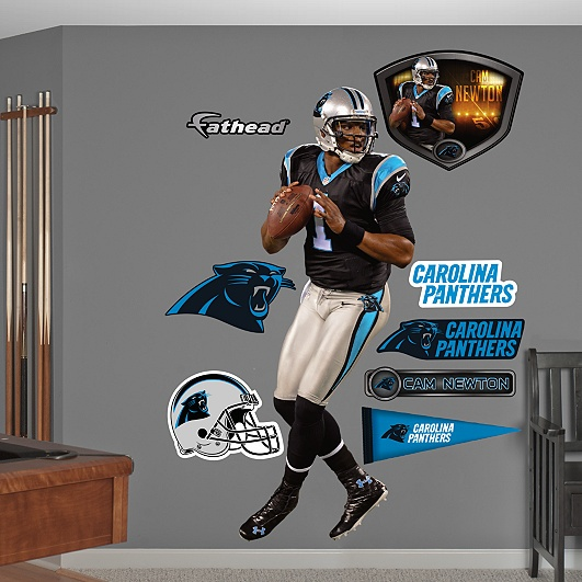 Cam Newton - Quarterback, Carolina Panthers