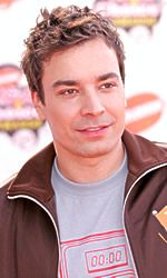 Jimmy Fallon would look good in my house , not sure my husband would agree but I can still pin him.