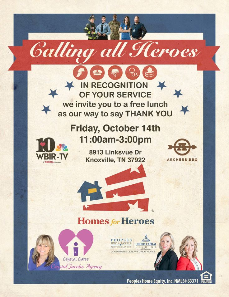 Homesforheroes Knoxville Veterans Firefighters Police Emt