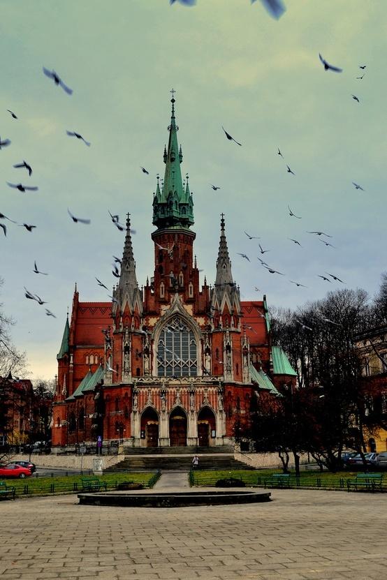 Podgorze, Krakow, Poland