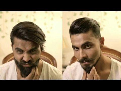 Ravindra Jadeja New Hairstyle 2019 Jaddu Hair Styles Hair