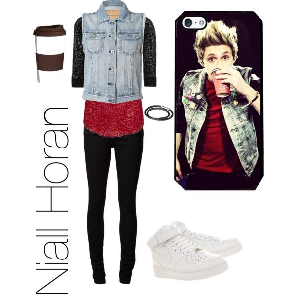 Niall Horan's Outfit