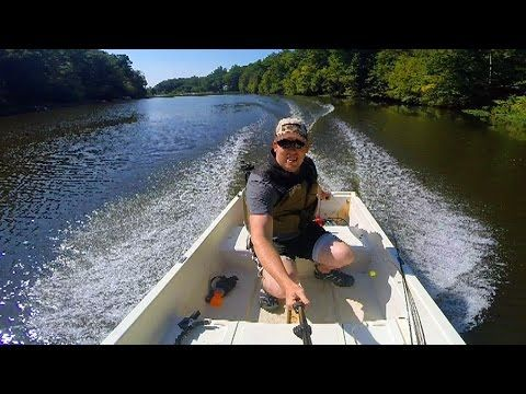 Trick to finding a cheap fishing boat