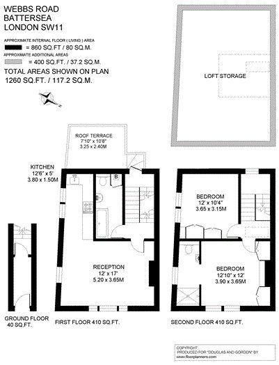 Floorplan 750