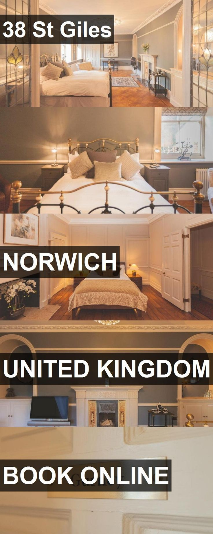 Hotel 38 St Giles in Norwich, United Kingdom. For more information, photos, reviews and best prices please follow the link. #UnitedKingdom #Norwich #38StGiles #hotel #travel #vacation